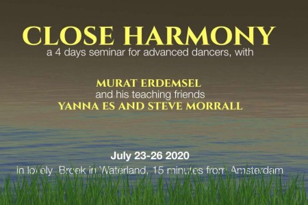 Tango Weekender Event: Close Harmony
