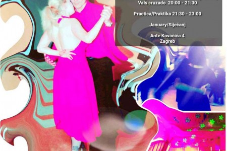 Tango Class, Lecture, Workshop Event: Seminar and practica tango argentino special edition