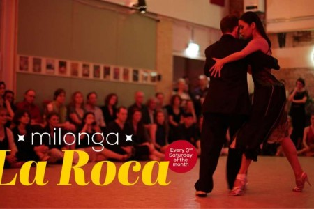Tango Weekender Event: La Roca Intensive with Maja Petrovic and Marko Miljevic