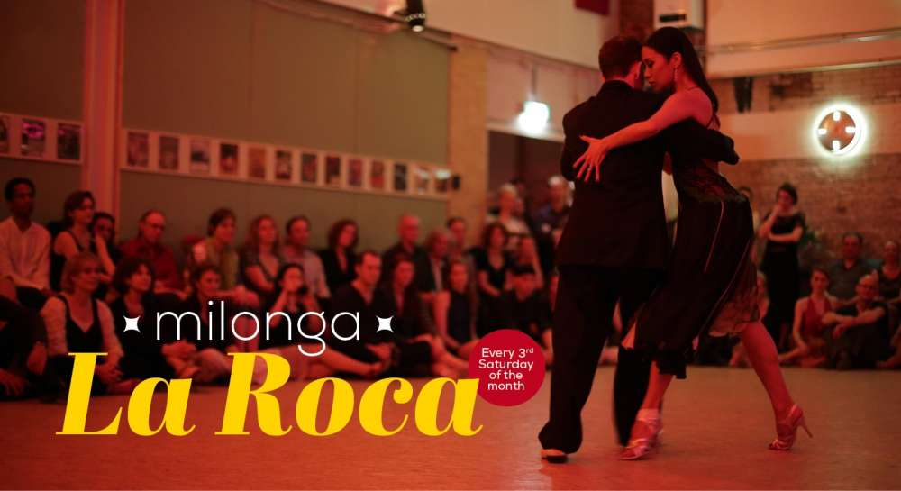 Argentine Tango Weekender: La Roca Intensive with Maja Petrovic and Marko Miljevic