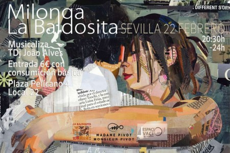 Milonga La Baldosita – Seville 22nd February 2020 – 2nd & 4th Saturday, Spain
