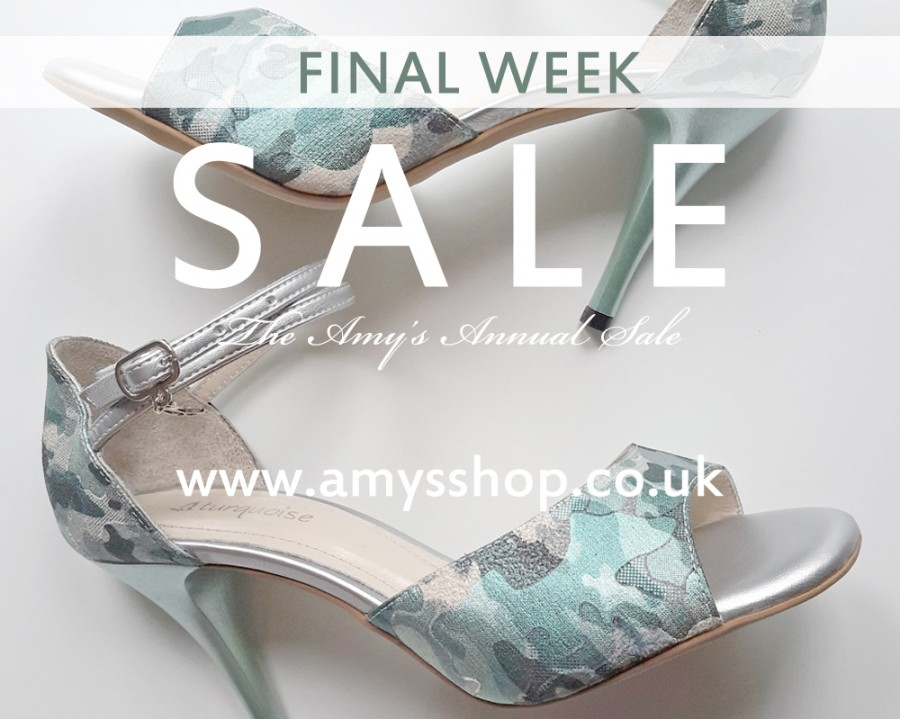 Tango Story: Final week to shop the Sale!