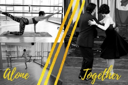 Tango Class Event: Live Online Tango and Fitness Classes