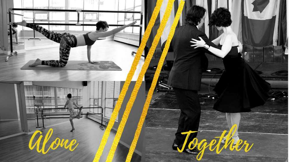 Live Online Tango and Fitness Classes