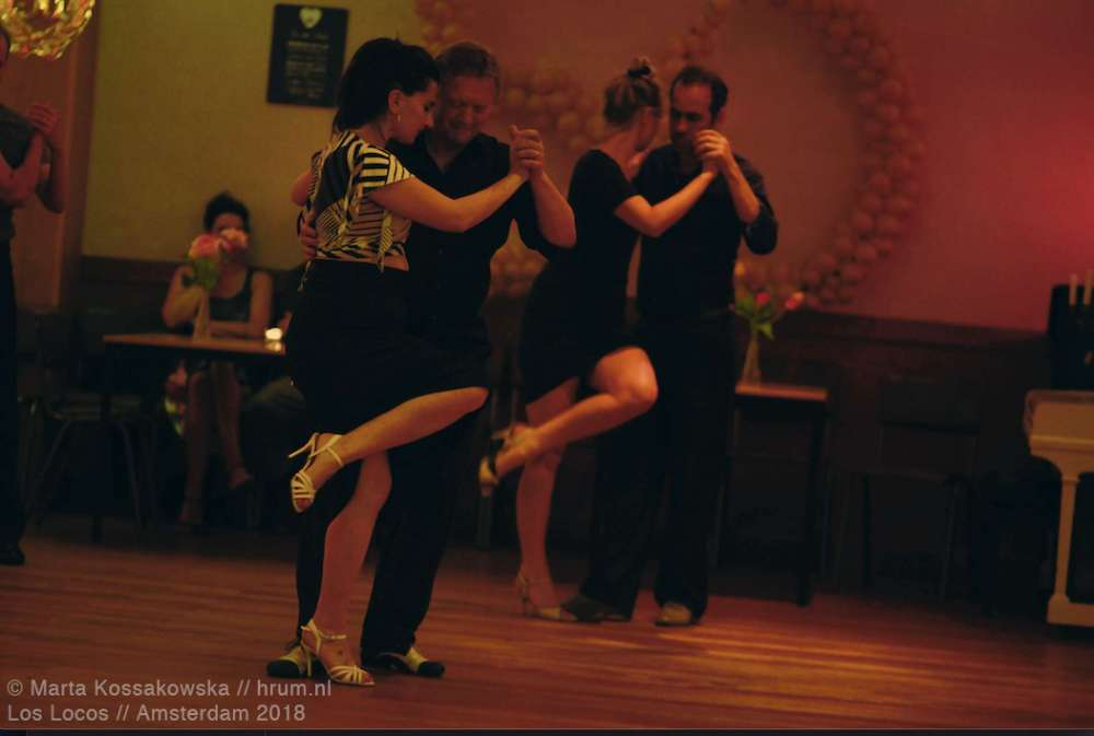 The Odds Of Surviving The Milonga