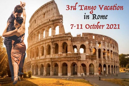Tango Vacation to Rome