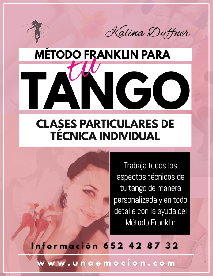 Franklin Method for Your Tango - Private Classes